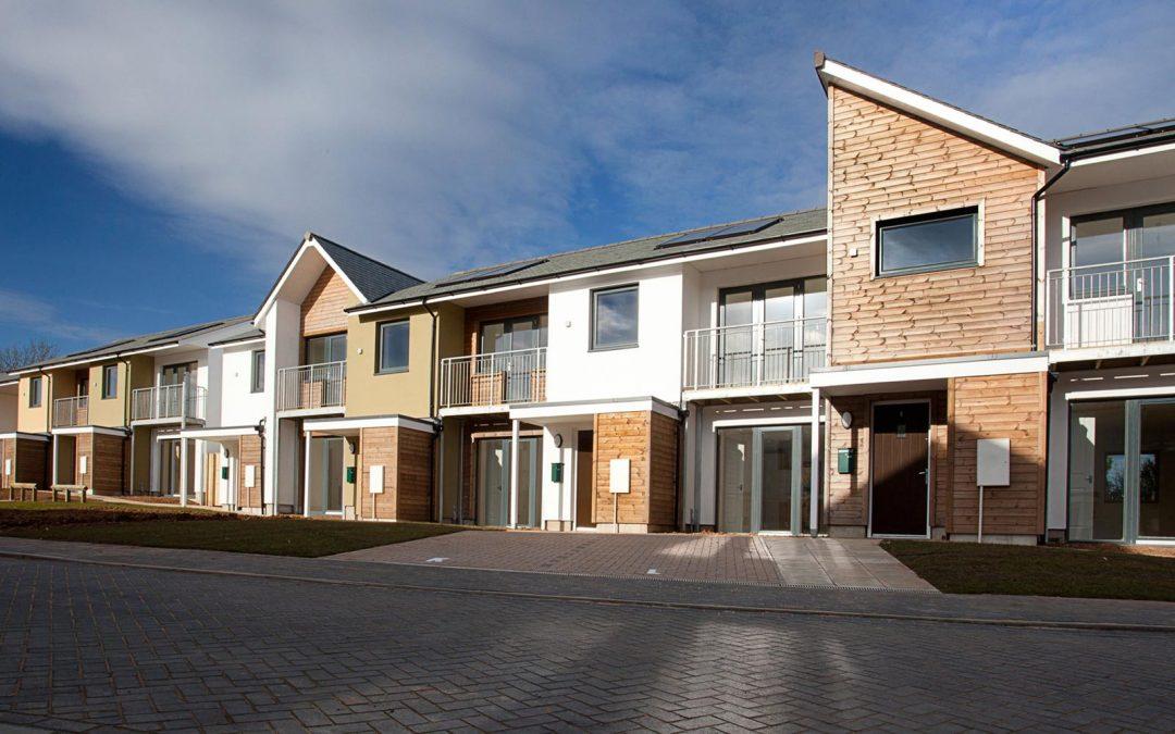 St Ive, Passivhaus Scheme