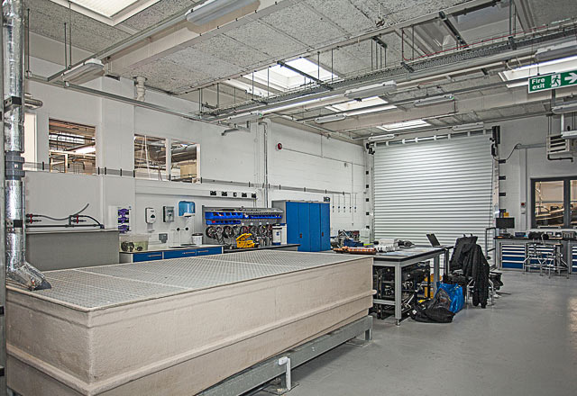 Plymouth Marine Laboratory - workshop