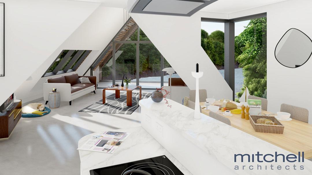 white-interior-visualisation